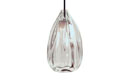 Thick Barnacle Pendant Clear