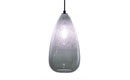 Bubble Pendant Grey Cone