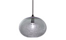 Bubble Pendant Grey Ellipse