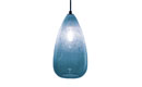 Bubble Pendant Steel Blue Cone